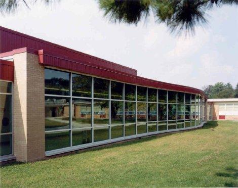 Carusi Middle School, Cherry Hill Public Schools, Cherry Hill, NJ