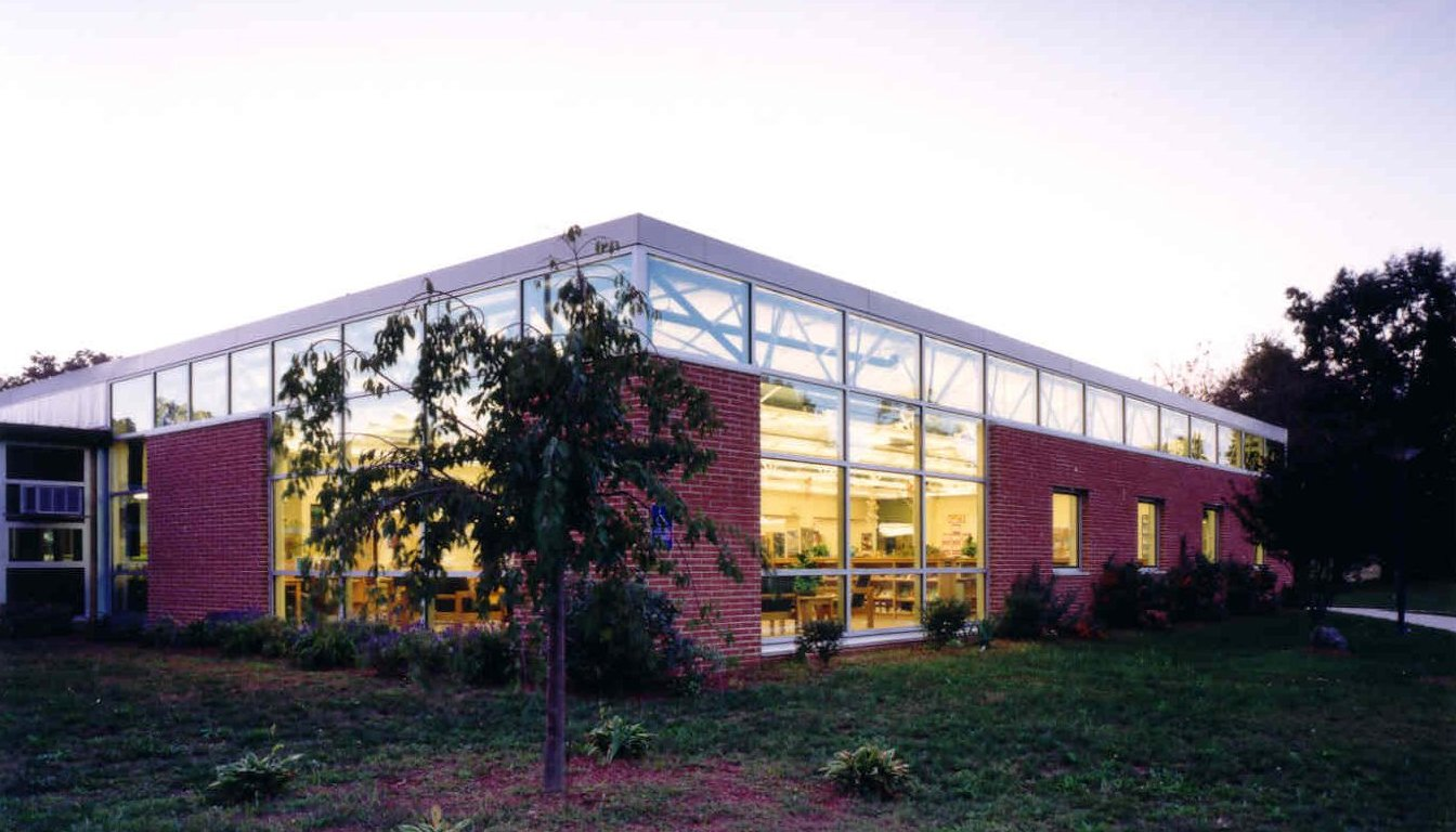 Carusi and Rosa Middle School Libraries | Becica Associates LLC