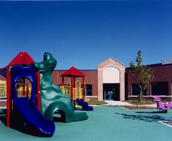 Buckshutem Early Childhood Center, Bridgeton, NJ
