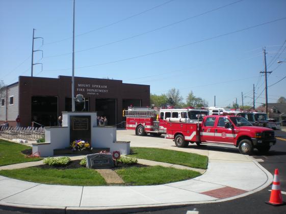 Mt. Ephraim Fire Department