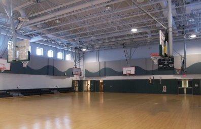 George L. Catrambone Gymnasium